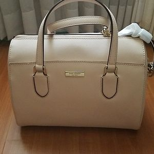 NWT Kate Spade baby pink purse